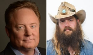 The good, the bad, the beard: Gary Overton and Chris Stapleton