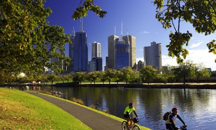Melbourne, Australia, where local government councillors met to think about social challenges.
