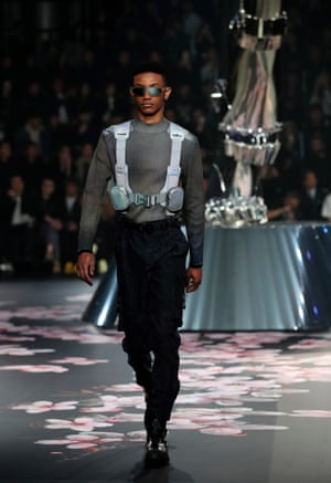 Futuristic fashion at Dior