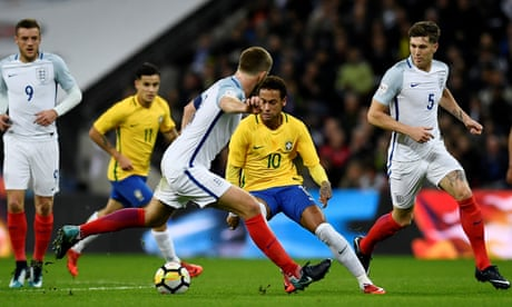 England v Brazil : international friendly – live!