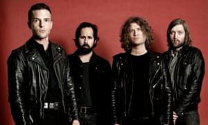 The Killers … Back in black.