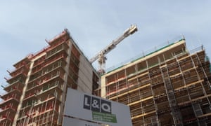 Developer L&Q is at the centre of a battle with residents.