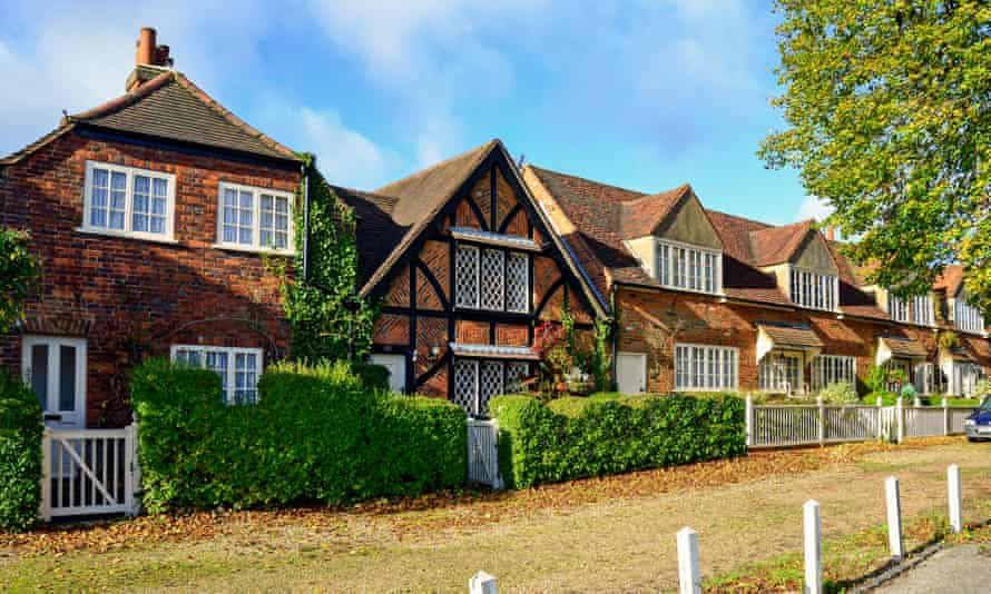 Beaconsfield in Buckinghamshire emerges as having the greatest concentration of property wealth in just one town.
