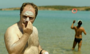 Makis Papadimitriou in Suntan: 'the fearless embrace of male insecurity.'