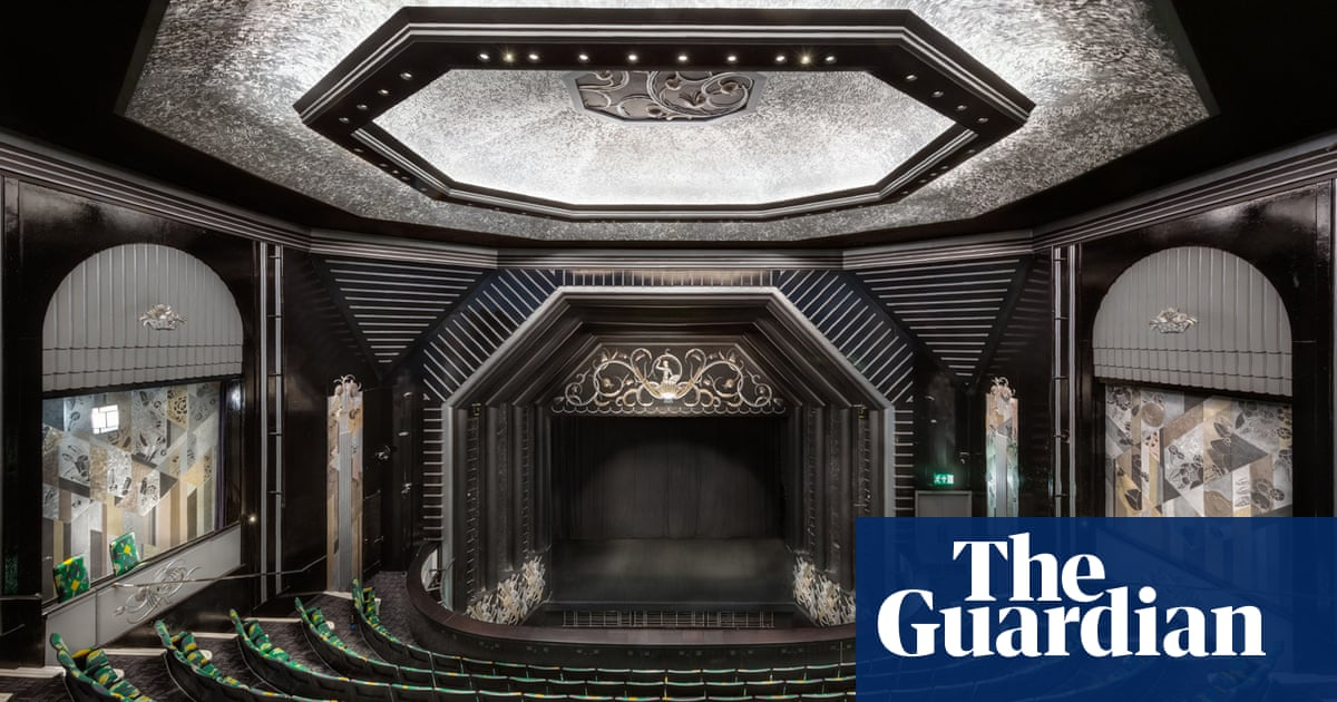 Historic London theatre to reopen after multimillion-pound restoration