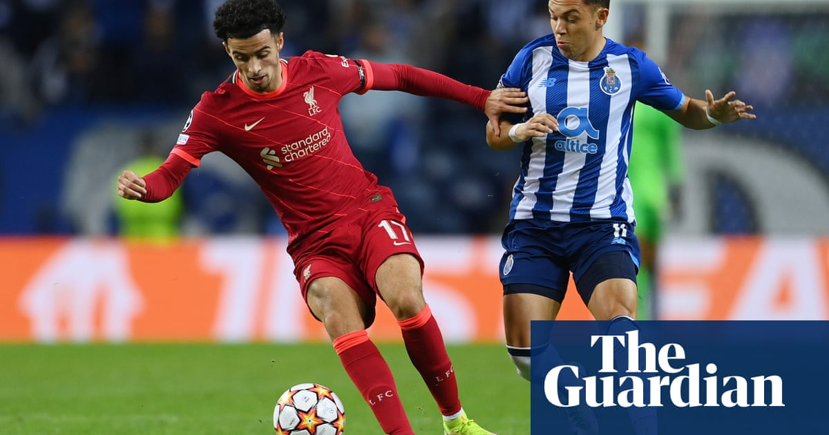 Curtis Jones proved in Porto he can be the real deal for Liverpool