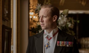 Tobia Menzies as Prince Philip.