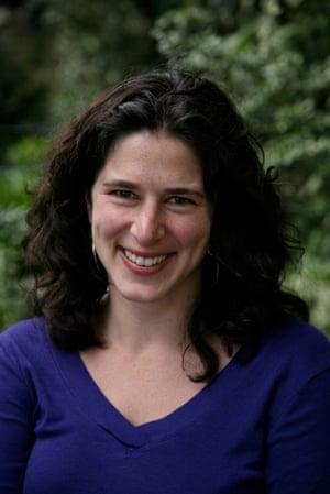 Rebecca Traister, catalyst for a media blitz last week.