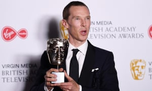 Benedict Cumberbatch won the best actor award for Patrick Melrose