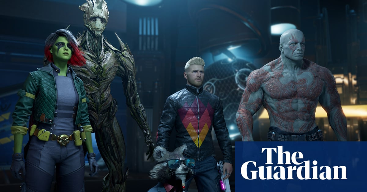 Guardians of the Galaxy: where video games and Marvel truly align