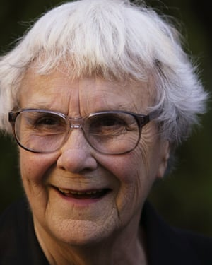 Harper Lee died last February aged 89.