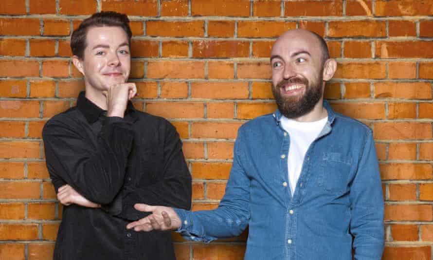 Tony and Kieran
