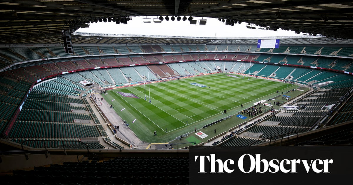 RFU hopes for cut in Twickenham distancing to one metre and £12m boost