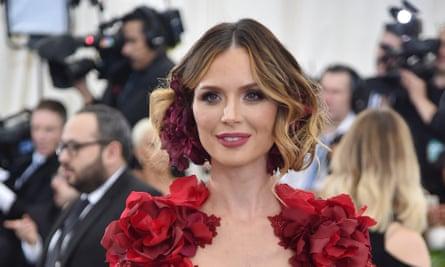 Harvey Weinstein's ex-wife, Georgina Chapman, has broken her silence and spoken to American Vogue