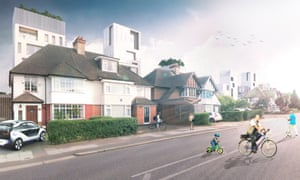 Ministry of Densification of Suburbia (MODS) by Hal Architects
