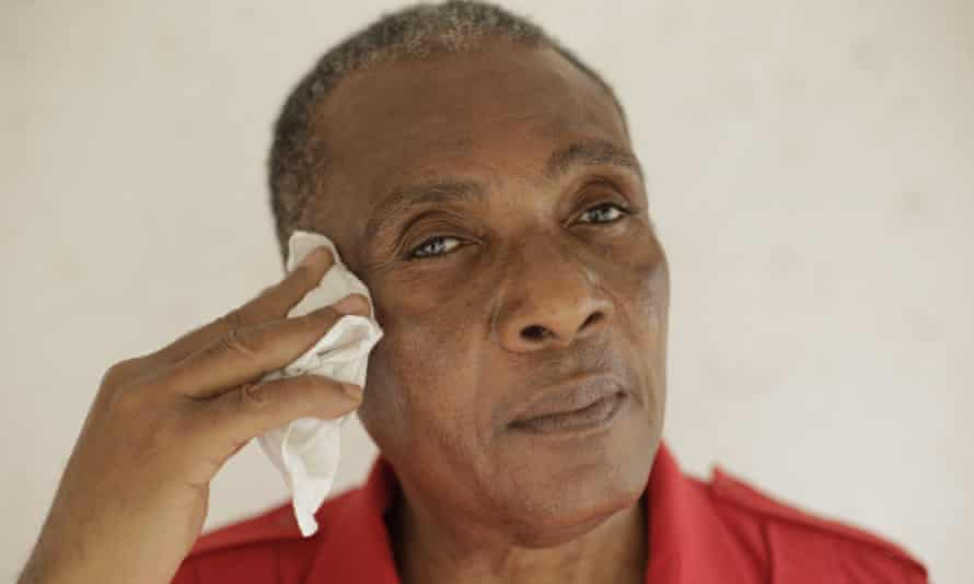 'If we made a mistake, we had to do it all again' … Ken Boothe.