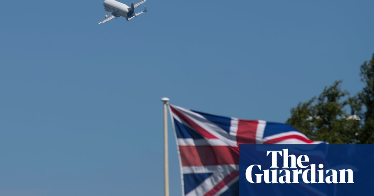 Airbus brands UK government handling of Brexit 'a disgrace'