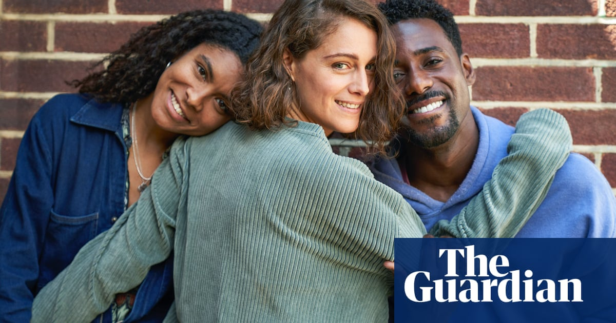 """Its not just we'll watch them having sex""""': Trigonometrys Ariane Labed on the polyamory drama"""