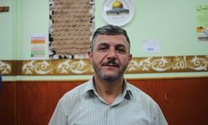 """Trump """"betrayed the whole Kurdish nation,"""" says Salah Osman, the imam at Nashville's Salahadeen Center mosque."""