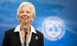 Christine Lagarde's 'hunch' is that Britain and the EU are better together
