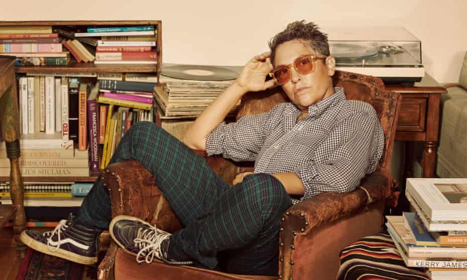 'I've been searching for this my whole life. This is the thing': Jill Soloway photographed at her home in LA.