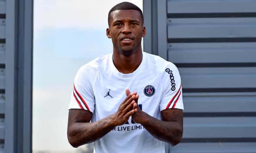 Georginio Wijnaldum: 'There is an obsession at PSG to win everything, and be the best team in the world'