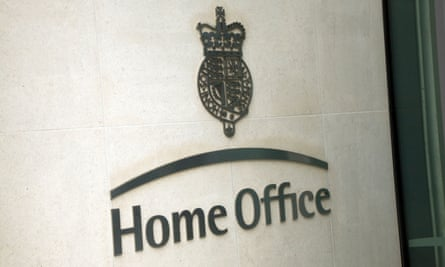 The Home Office in London