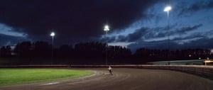 Speedway track, Malmö, Sweden