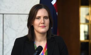 Kelly O'Dwyer, the acting special minister of state, says the government is acting to clean up the political expenses system.