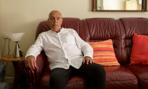 Tony Ignacio at his home in Bristol. He was released from prison last year after serving 25 years for murder.