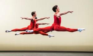 the Royal Ballet perform Kenneth MacMillan's Concerto.