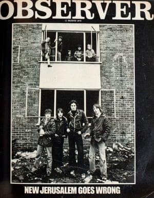 Broken dreams: Kirkby, 1979.