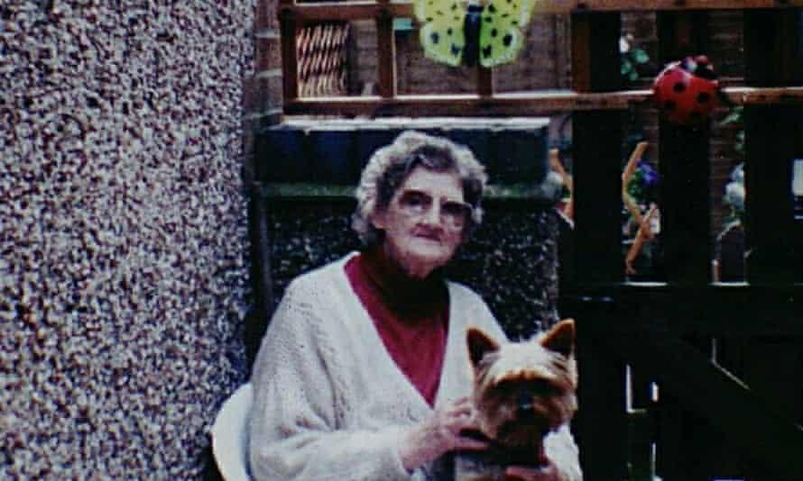 Melinda Salisbury's grandmother.