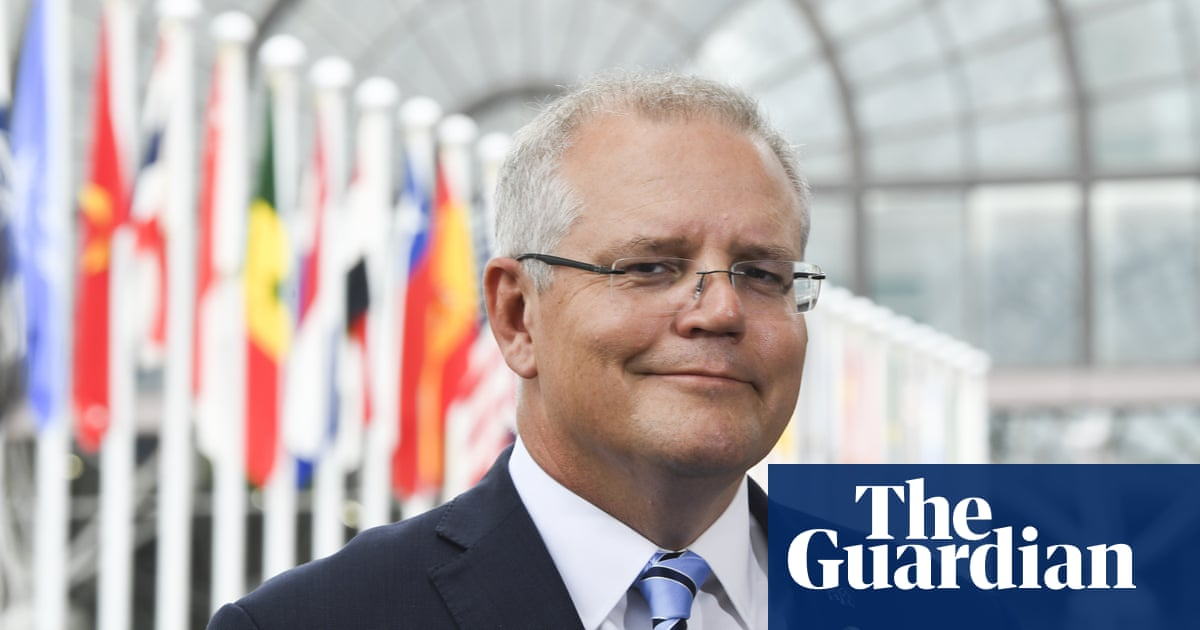 Scott Morrison wins G20 support to root out terrorist content on the internet
