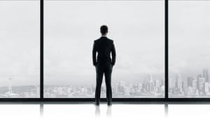 Jamie Dornan as Christian Grey in the film of 50 Shades of Grey.