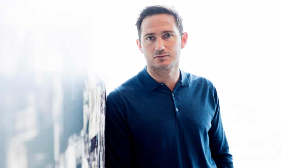 Frank Lampard starts his Pro Licence course later this year but will not set a time frame on becoming a manager