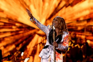 Las Vegas, US Yolanda Adams performs during the Soul Train Awards at the Orleans Arena