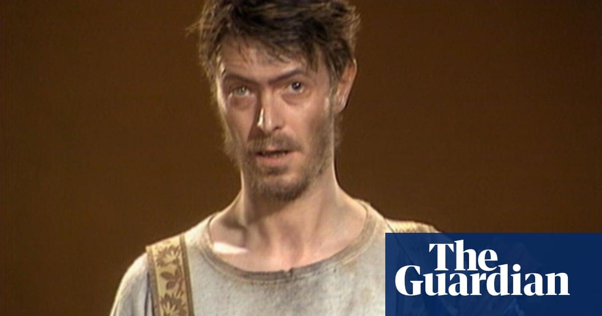 David Bowie In Baal Alan Clarkes 1982 Bertolt Brecht