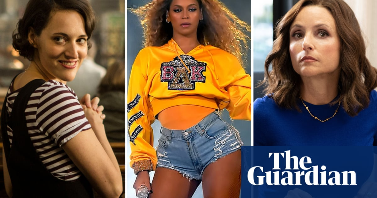 From Beyoncé to Veep and Fleabag: what to stream in