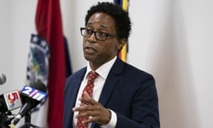 Wesley Bell is St Louis County's first Black prosecutor.