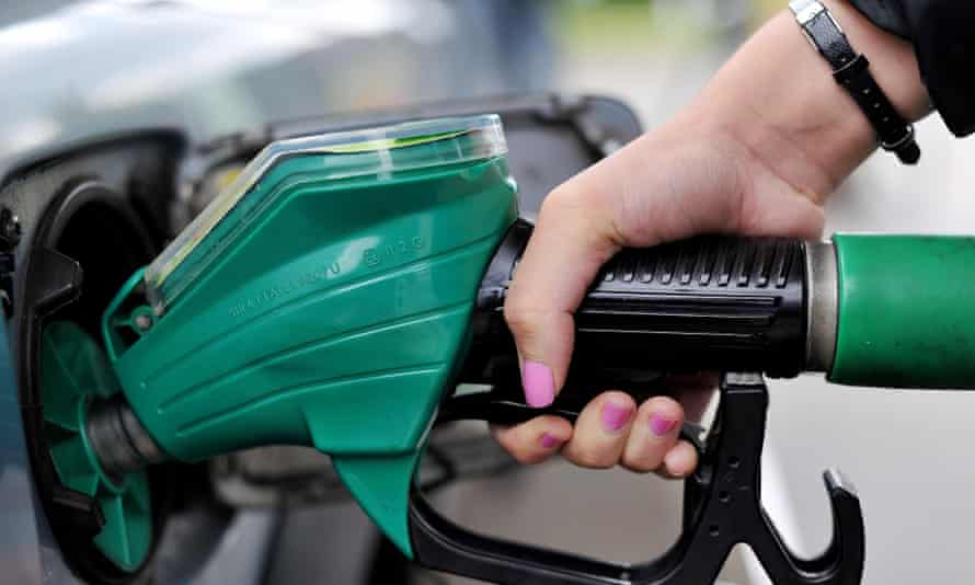 Sharp falls in forecourt fuel prices helped cut inflation to zero.