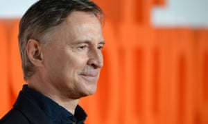 More to come? Robert Carlyle at the Edinburgh premiere of T2 Trainspotting.