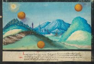 Golden balls in 73BC