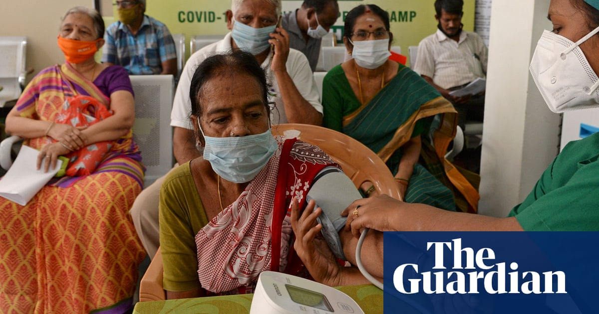How a surge of Covid cases in India hit the UK's vaccine supply