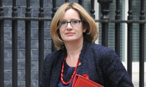 Amber Rudd, the UK's energy and climate change secretary