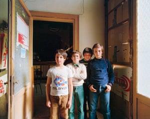 Commessaggio, Mantova, 1984