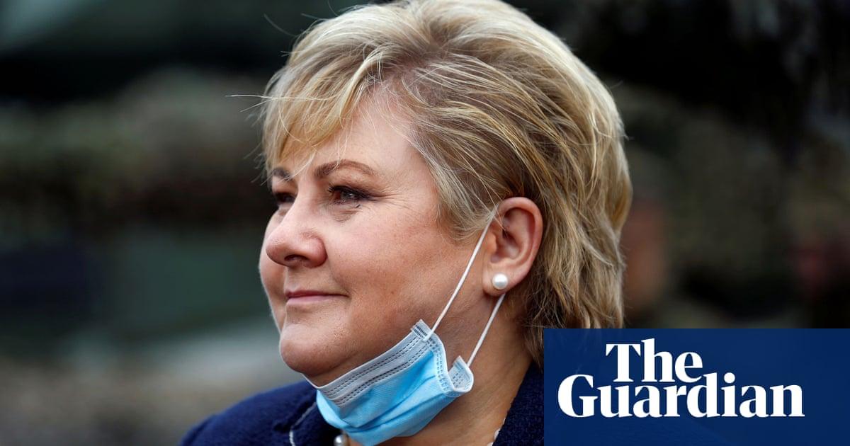 Norwegian PM Erna Solberg investigated for Covid rules breach