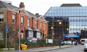The Pankhurst Centre in Manchester, the family home of Emmeline Pankhurst.