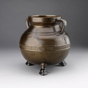 The Bodleian Bowl from the Ashmolean Museum