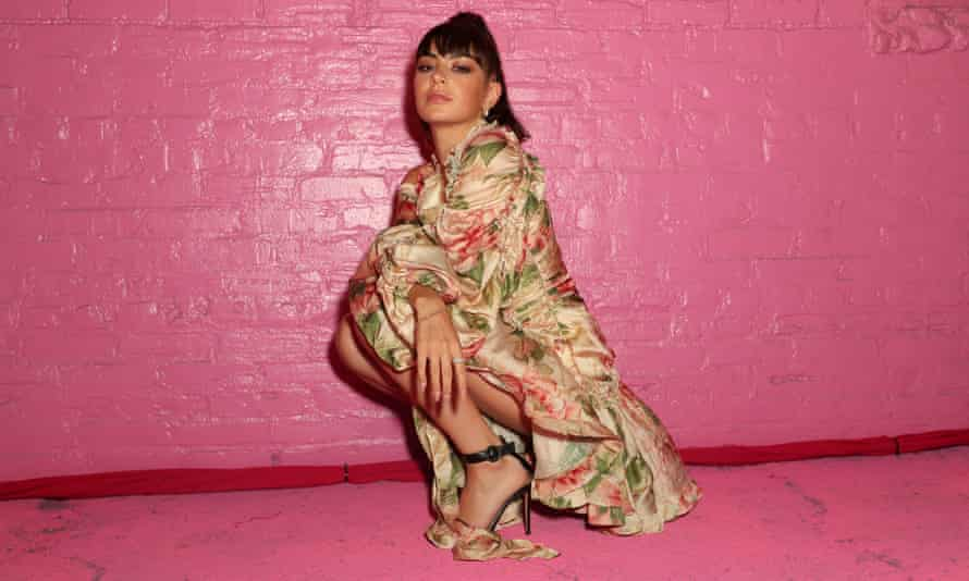 She paints herself as intimacy-phobic but brings out the best in collaborators … Charli XCX.